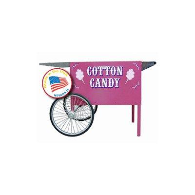Paragon Pink Deep Well Cotton Candy Cart
