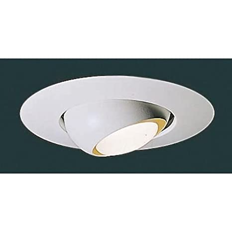 Emerald p200tw one light 6 inch recessed ceiling light fixture kit emerald p200tw one light 6 inch recessed ceiling light fixture kit with white eyeball aloadofball Image collections