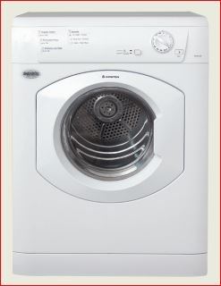 Westland Sales TVM63XNA Splendide 120V Stackable Dryer