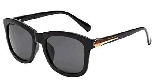 Vintage Wayfarer Classic Sunglasses Various Colors(Black Frame , Black - Chloe Sunglasses Vintage