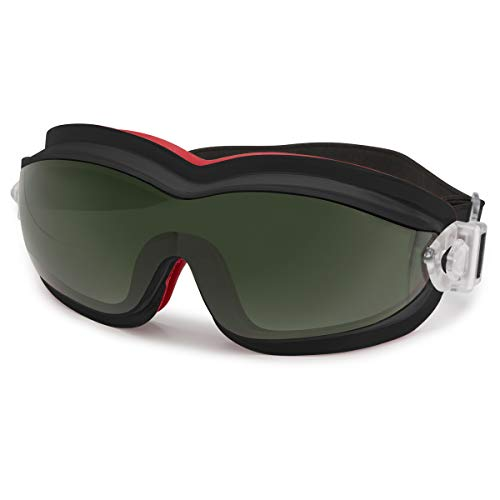 Lincoln Electric Cutting & Grinding Goggles | Shade 3 | Anti-Fog | Anti Scratch| K3118-2 - Cutting Goggle Shade