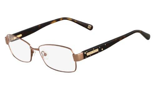 Nine West Eyeglasses NW1021 250 Tan 52 15 at Amazon Men\'s Clothing ...