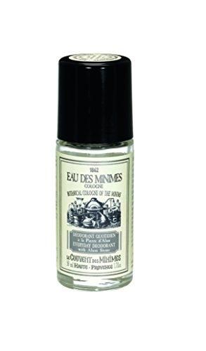Le Couvent des Minimes Everyday Deodorant with Alum Stone, 1.6 Fluid Ounce
