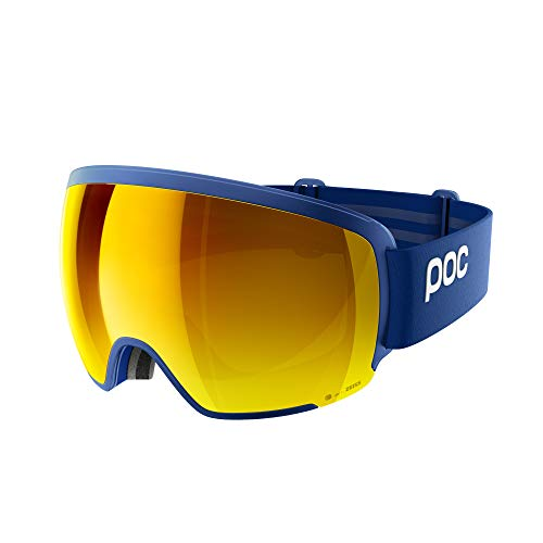 POC Orb Clarity Goggle, Basketane Blue/Spektris Orange, ONE Size