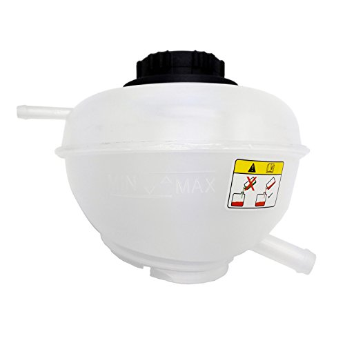 JSD Coolant Expansion Overflow Tank Coolant Overflow Recovery Tank Bottle Expansion Reservior with Cap For Land Rover Freelander 2.5L 02-05