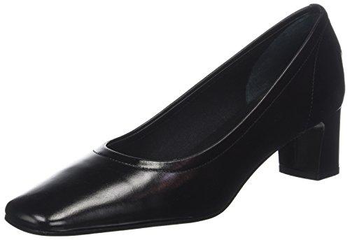 Noir Ernani 304 Donna noir Elizabeth Col Tacco Stuart Scarpe Ynqx85