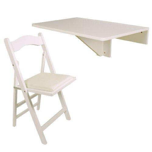 Tables de cuisine pliantes faberk maison design table for Table cuisine pliante avec chaises integrees