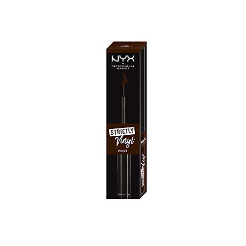 NYX PROFESSIONAL MAKEUP Strictly Vinyl Eyeliner, Alliance, 0.068 Ounce