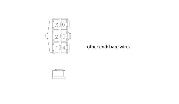 Amazon.com: Radio Wiring Harness, New, Massey Ferguson, Radios &  Accessories: Home ImprovementAmazon.com