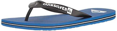 Black Men Black Quiksilver Blue Molokai wIB1dq