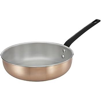Amazon Com Kila Chef Tri Ply Copper Bottom Frying Pan