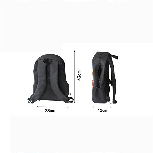 Printing 6 Bag grades School 1 Animal ca494c1 Students Oxford 3D Backpack Backpacks Cloth XxS8aSH6