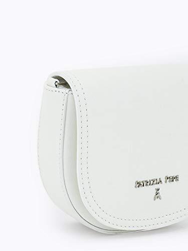 Mini Cod Tracolla Bianco Pepe 2v8752 At79Patrizia Borsa Con HYD9IeWE2