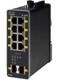Cisco IE 1000-8P2S-LM Industrial Ethernet Switch
