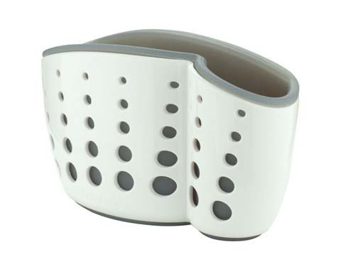Ghent Manufacturing ASB50WH1 Accessory Basket with Suction Cups44; White from Ghent Manufacturing