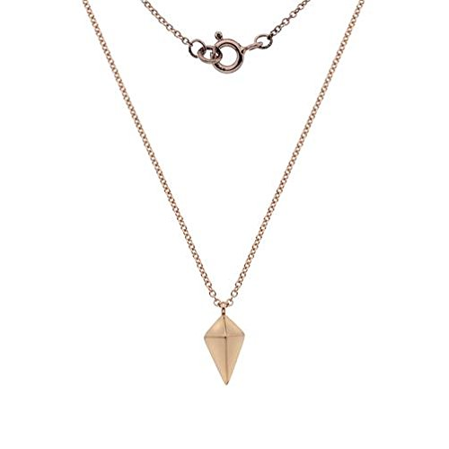Or 9 carats Rouge/rose collection 45,7 cm AJ 40,6 cm Kite - Collier Femme