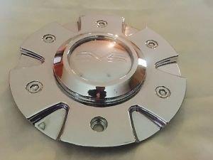 DVS Wheel Center Cap 506-22-CAP LG0607-13 NEW chrome Rim MIddle