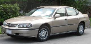 Chevrolet Impala Warranty - 2005 Chevrolet Impala Owner's Manual Warranty and Owner Assistance Information