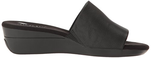 Sandal Black Aerosoles Wedge Florida Women nOgx6X