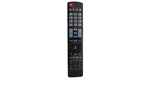 121AV AKB73756580 Mando a Distancia reemplazado por LG LED LCD TV 47LB630V 49LF630V 55LB630V 32LF630V 49UF6909 55LF6329 42LB630V 43LF6319 42LB630V 32LF6319 49LF6319 55LF6309 40LF6319: Amazon.es: Electrónica