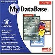Mysoftware My Database (Rolodex Labels)