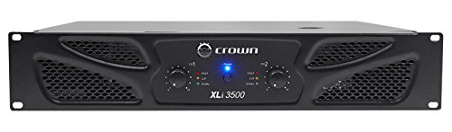 Crown XLi3500 Two-channel, 1350W at 4Ω Power Amplifier