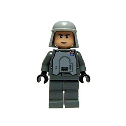 Amazoncom Imperial Officer Hoth Lego Star Wars Minifigure
