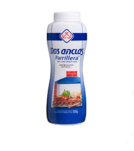 Dos Anclas Sal Parrillera - Grilling and Barbecue Salt