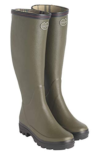 LE CHAMEAU 1927 Women's Giverny Jersey Lined Boot - US -