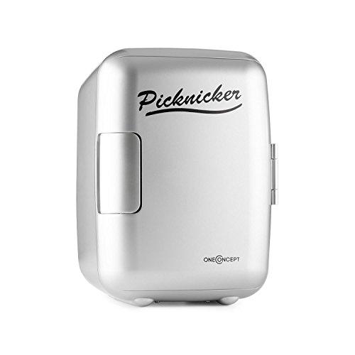 oneConcept Picknicker Thermo Cool / Warm Box Mini • 4 Litres • eMark...