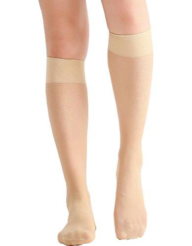 Womens Silky Sheer trouser reinforced
