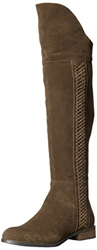Boot Spokane Khaki Sbicca Women's Riding qP8px0x