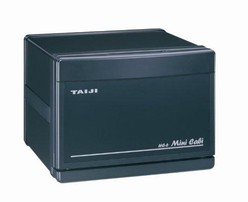 カラーミニキャビ (6L(おしぼり25~30本収納)/ブラック) /0-6495-07 B0019DXI6K