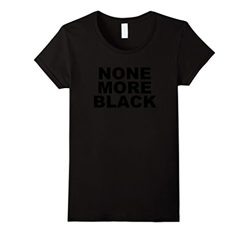 Answer None More Black T Shirt product image
