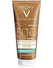 Vichy Vichy bloqueador solar biodegradable para cuerpo con acido hialuronico y textura ligera capital soleil eco-solar fps50+ 200ml