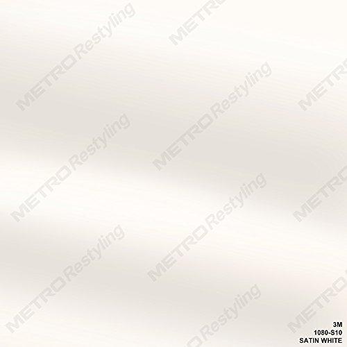 3M S10 SATIN WHITE SAMPLE
