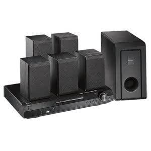 Dynex DX-HTIB 200W 5.1ch DVD Home Theater System
