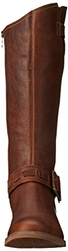 Timberland Savin Hill FTW_EK Savin Hill Tall Boot - Botas clásicas de cuero mujer marrón - Braun (Tobacco Forty)