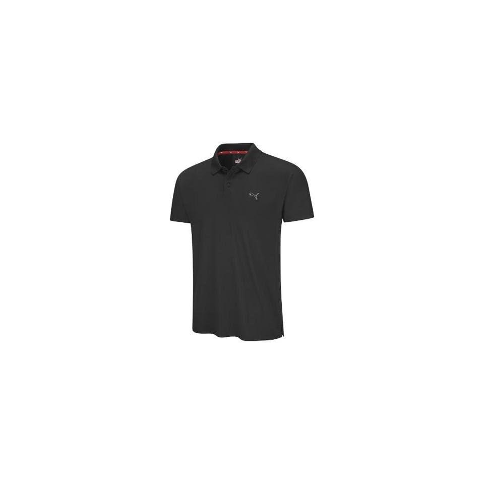 Puma Mens InvisiBonding Golf Polo Shirt  Sports