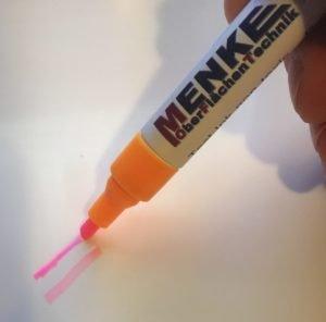 23 Teststifte f/ür Oberfl/ächenspannung von 28 bis 72 mN//m 5mm Stiftbreite