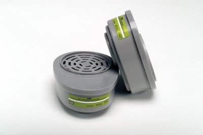 "MSA (Mine Safety Appliances) 815359 Multi Gas Respirator Cartridge, English, 15.34 fl. oz., Plastic, 19.92"" x 16.61"" x 8.35"""
