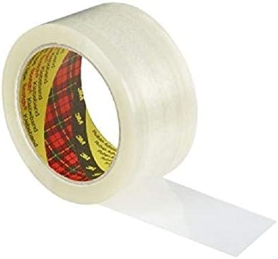 Scotch - Cinta de embalaje clásica, color transparente en pack con 6 rollos encelofanadose en plano: Amazon.es: Oficina y papelería