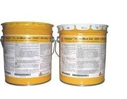 Sika Sikadur 31 Hi-mod Gel 2 component -3 Gallon Unit Epoxy Paste Adhesive by Sika