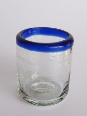 cobalt rim glassware - 4