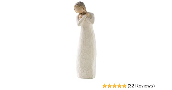 Willow Tree Healing Grace 2007 NOS 26185 Collectible Figurine Free USA Shipping