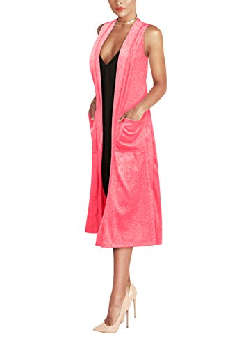 HyBrid Company Womens Sleeveless Cardigan product image