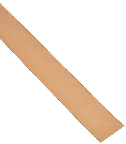 Schiff Ribbons 244-9 1-1/2-Inch Polyester Single Face Satin Ribbon, 20-Yard, Pecan