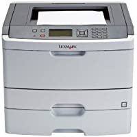 Lexmark E462DTN Laser Printer - Monochrome - Plain Paper Print - Desktop