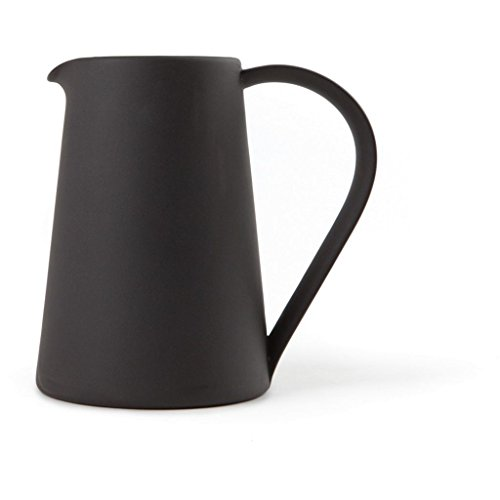 Another Country Stoneware Pitcher | Black by Another Country (Image #1)