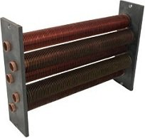 Pentair 471093 Heat Exchanger Less Heads Replacement MiniMax 75/100 Pool and Spa Heater by Pentair